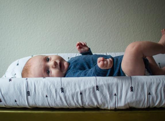 Vaipaton vauva
