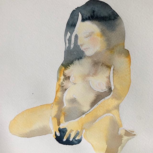 Kotisynnytys, Maria Nordin