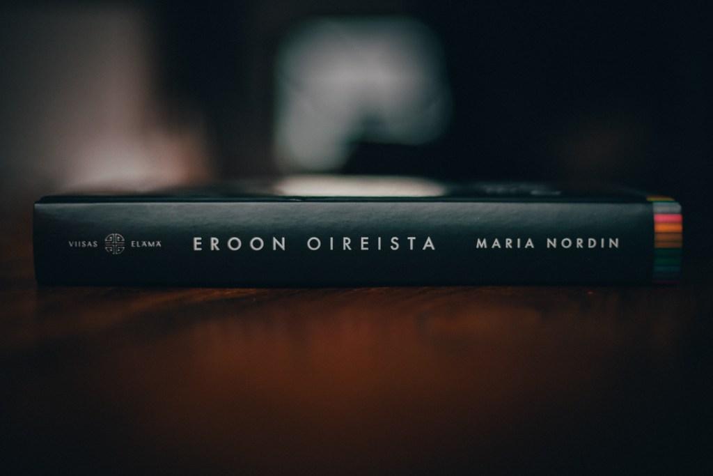Maria Nordin kirja